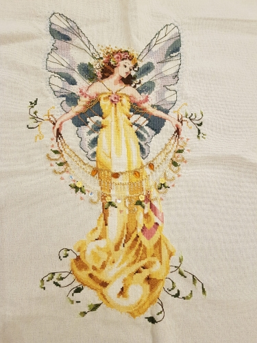 Mirabilia - Aida, the garden fairy